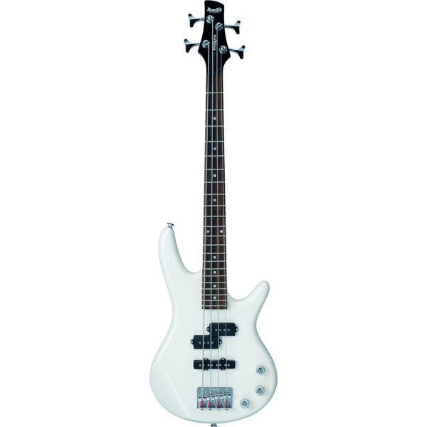 Ibanez Ibanez GSRM20PW Gio Soundgear Mikro 3/4 Size Electric Bass Guitar Pearl White
