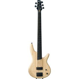 Ibanez Ibanez GWB1005NTF Gary Willis Signature Model 5-String Electric Bass Guitar w/Case