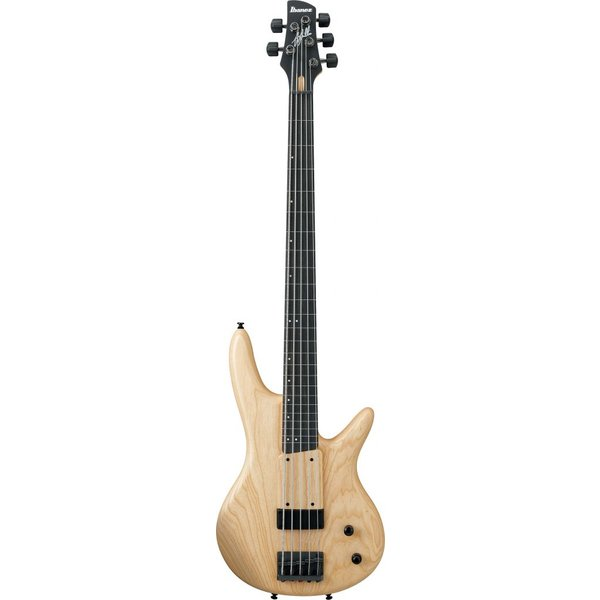 Ibanez Ibanez GWB205E Gary Willis Signature Model 5-String Electric Bass Guitar Natural