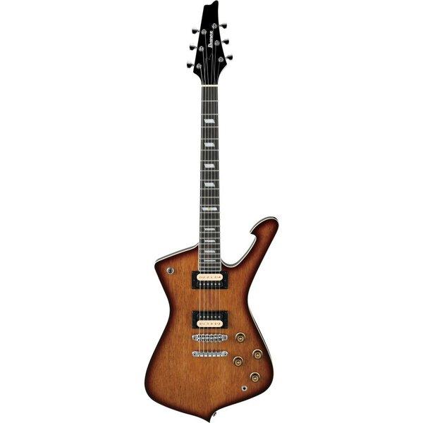 Ibanez Ibanez IC520VBS X-Series Iceman Electric Guitar Vintage Brown Sunburst