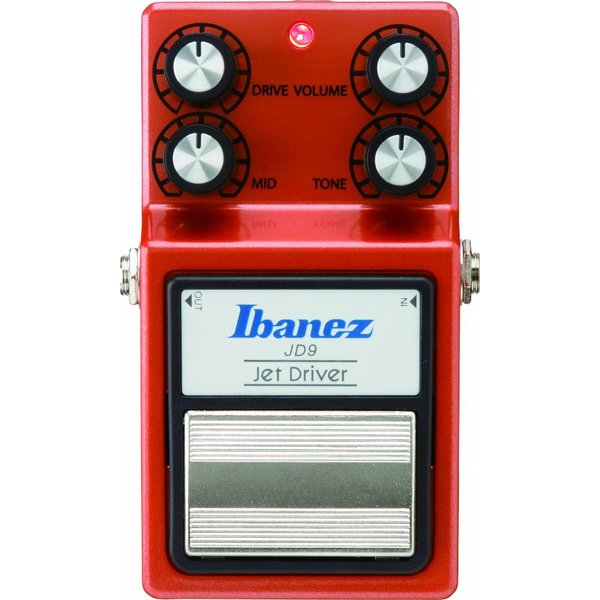 Ibanez Ibanez JD9 Jet Driver Overdrive Pedal