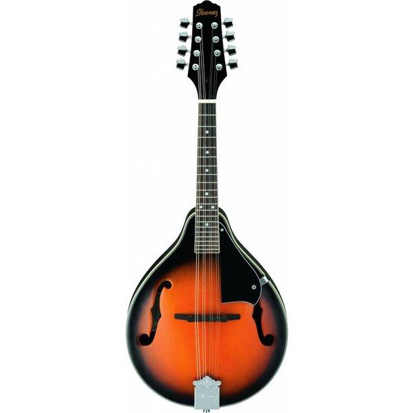 Ibanez Ibanez M510BS FM A-Style Mandolin Brown Sunburst