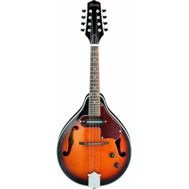 Ibanez Ibanez M510EBS FM A-Style Acoustic Electric Mandolin Brown Sunburst