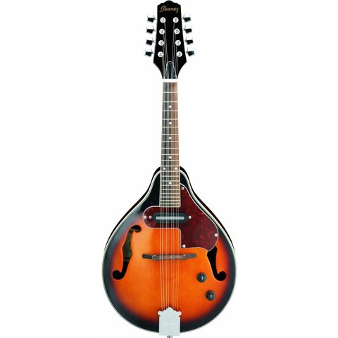 Ibanez M510EBS FM A-Style Acoustic Electric Mandolin Brown Sunburst
