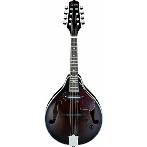 Ibanez M510EDVS FM A-Style Acoustic Electric Mandolin Dark Violin Sunburst