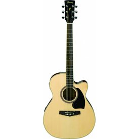 Ibanez Ibanez PC15ECENT Performance Grand Concert Acoustic Electric Guitar Natural