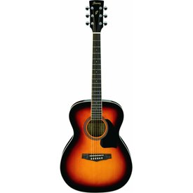 Ibanez Ibanez PC15VS Performance Grand Concert Acoustic Guitar Vintage Sunburst