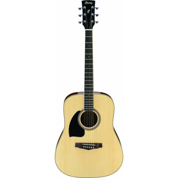 Ibanez Ibanez PF15LNT Performance Left-Handed Acoustic Guitar Natural