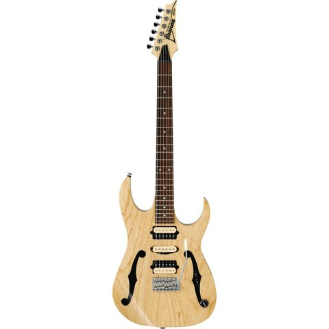 Ibanez PGM80PNT Paul Gilbert Signature Model Electric Guitar Natural w/Case