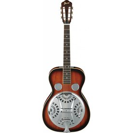 Ibanez Ibanez RA200BS FM Resonator Guitar Brown Sunburst