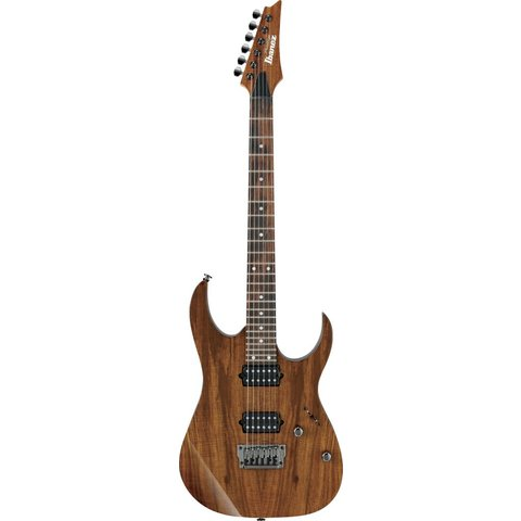 Ibanez RG652KFXKB RG Prestige Electric Guitar Koa Brown w/Case