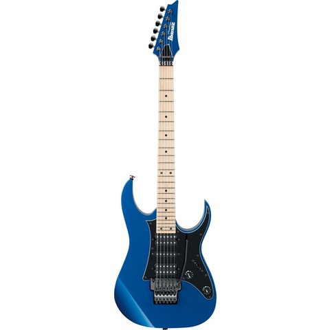 Ibanez RG655MCBM RG Prestige Electric- Edge Tremolo Cobalt Blue Metallic w/Case