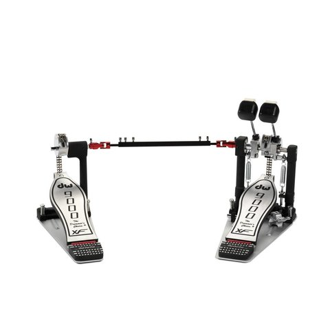 DW 9000 Series Double Pedal Extended Footboard