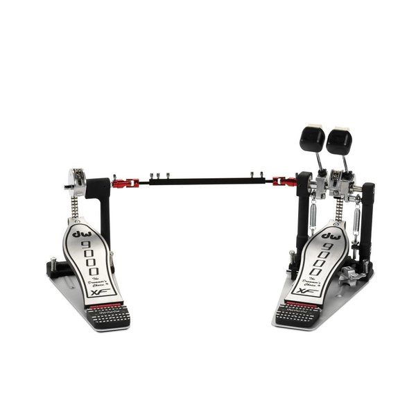 DW DW 9000 Series Double Pedal Extended Footboard
