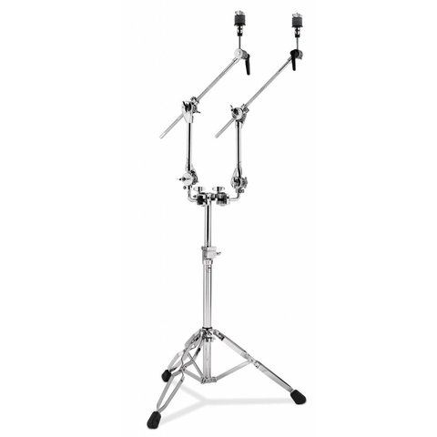 DW 9000 Series Heavy Duty Double Cymbal Stand