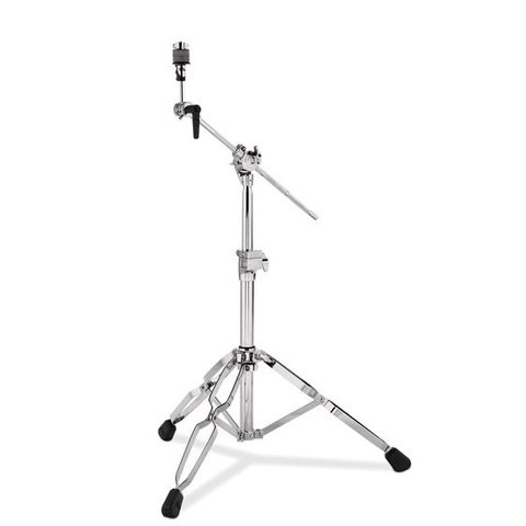 DW 9000 Series Heavy Duty Low Straight-Boom Cymbal Stand