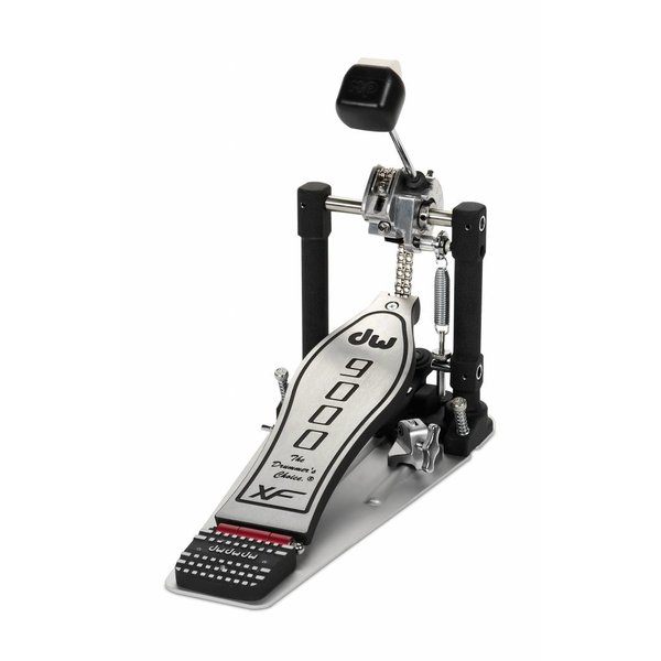 DW DW 9000 Series Single Pedal Extended Footboard