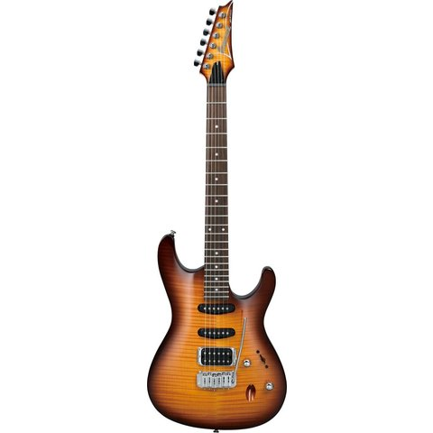 Ibanez SA160FMBBT SA Electric Guitar Tremolo Brown Burst