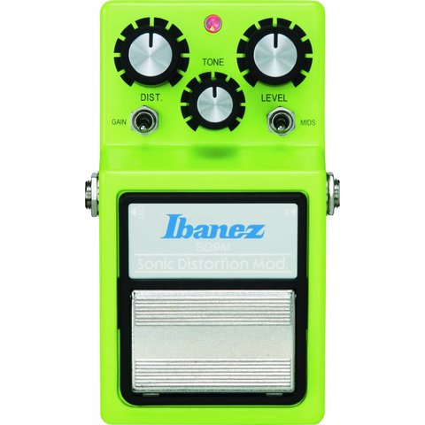 Ibanez SD9M Sonic Distortion Pedal Modified