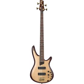 Ibanez Ibanez SR1400ENT SR Soundgear Premium Electric Bass Guitar Natural w/Bag