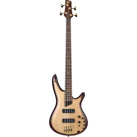 Ibanez SR1400ENT SR Soundgear Premium Electric Bass Guitar Natural w/Bag
