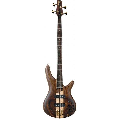 Ibanez SR1800ENTF SR Soundgear Premium Electric Bass Guitar Natural Flat w/Bag