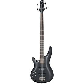Ibanez Ibanez SR300ELIPT SR Soundgear Left-Handed Electric Bass Guitar Iron Pewter