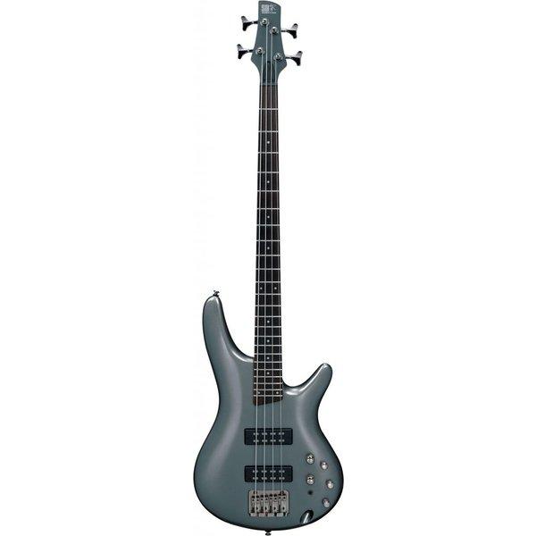 Ibanez Ibanez SR300EMG SR Soundgear Electric Bass Guitar Metallic Gray