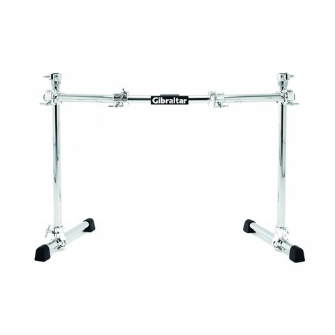Gibraltar Chrome Curved Front Rack