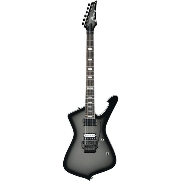 Ibanez Ibanez STM3MGS Sam Totman Signature Model Electric Guitar Metallic Gray Sunburst