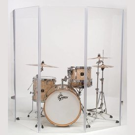 Gibraltar Gibraltar Drum Shield 5.5X10 5 Panel