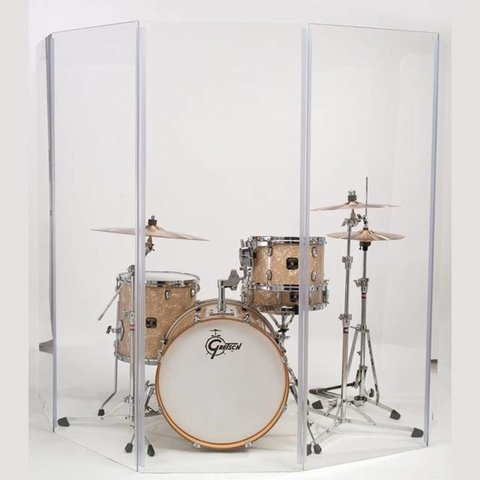 Gibraltar Drum Shield 5.5X10 5 Panel