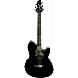 Ibanez Ibanez TCY10EBK Talman Acoustic Electric Guitar Black