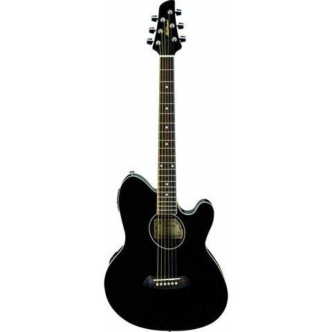 Ibanez TCY10EBK Talman Acoustic Electric Guitar Black