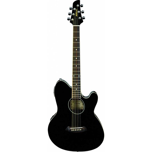 Ibanez Ibanez TCY10EBK Talman Acoustic Electric Guitar Black