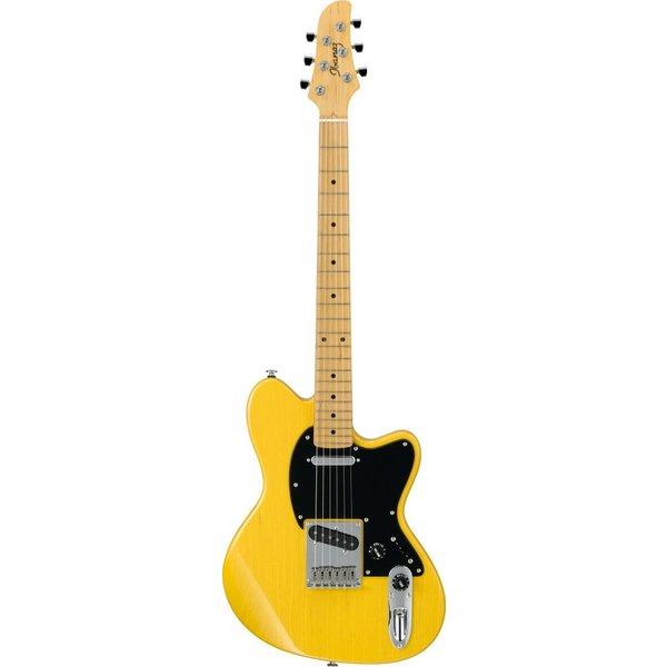 Ibanez Ibanez TM1702AHMBCD Talman Prestige Electric Guitar Butterscotch Blonde w/Case