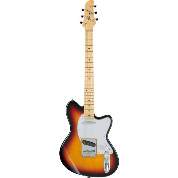 Ibanez Ibanez TM1702MTFB Talman Prestige Electric Guitar Tri-Fade Burst w/Case