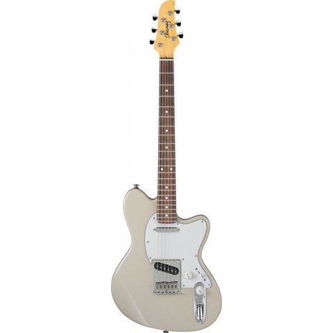 Ibanez TM1702VWH Talman Prestige Electric Guitar Vintage White w/Case
