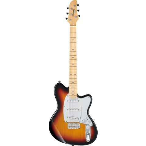 Ibanez TM1730MTFB Talman Prestige Electric Guitar Tri-Fade Burst w/Case