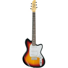 Ibanez Ibanez TM1730TFB Talman Prestige Electric Guitar Tri-Fade Burst w/Case