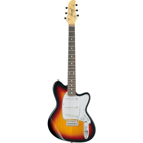 Ibanez TM1730TFB Talman Prestige Electric Guitar Tri-Fade Burst w/Case