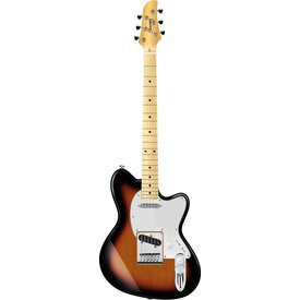 Ibanez Ibanez TM302MTFB Talman Electric Guitar Tri-Fade Burst