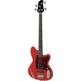 Ibanez Ibanez TMB100CRD Talman Electric Bass Guitar Coral Red