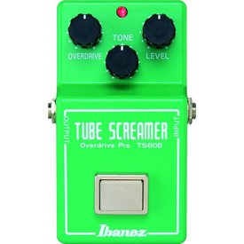 Ibanez Ibanez TS808 Vintage Tube Screamer Pedal