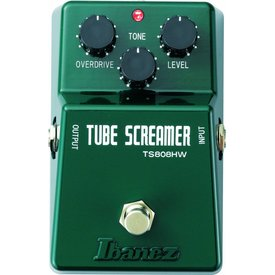 Ibanez Ibanez TS808HW Hand-Wired TS808 Tube Screamer Pedal