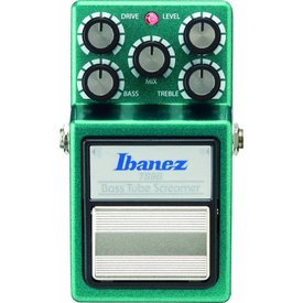 Ibanez Ibanez TS9B Tube Screamer Overdrive Bass Pedal