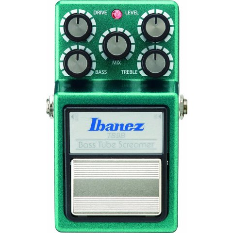 Ibanez TS9B Tube Screamer Overdrive Bass Pedal