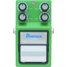 Ibanez Ibanez TS9DX Turbo Tube Screamer Pedal