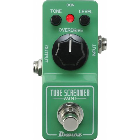 Ibanez TSMINI Mini Tube Screamer Pedal