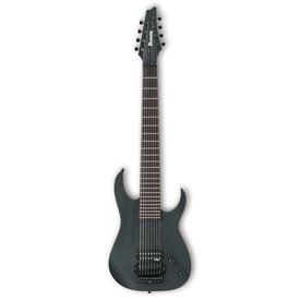 Ibanez Ibanez M80MWK Meshuggah Signature Model 8-String Electric Weathered Black w/Case